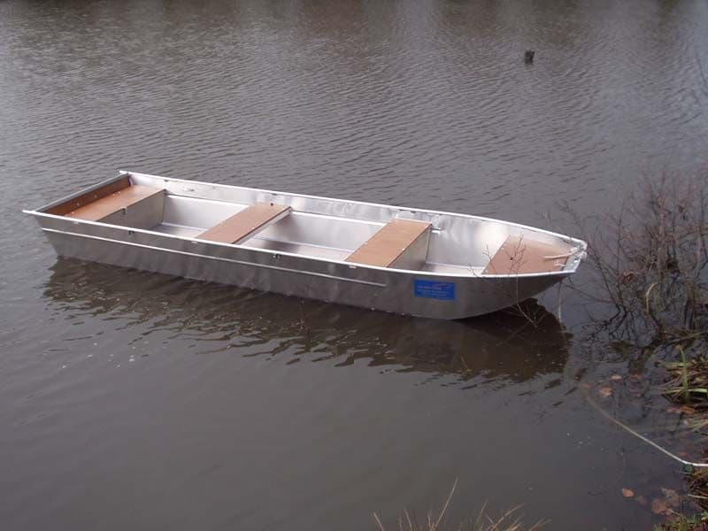 Barco de pesca de alumínio (5)