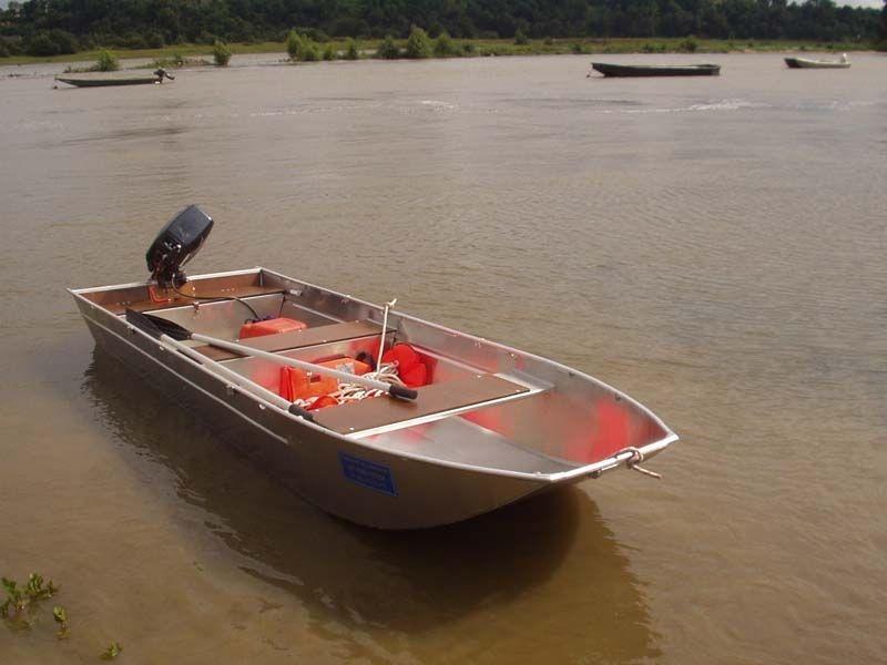 barco de alumínio(2)