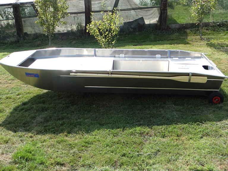 Barco pesca de alumínio (109)