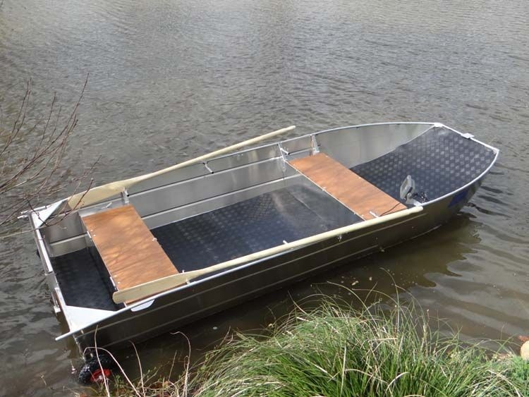 Barco pesca de alumínio (11)