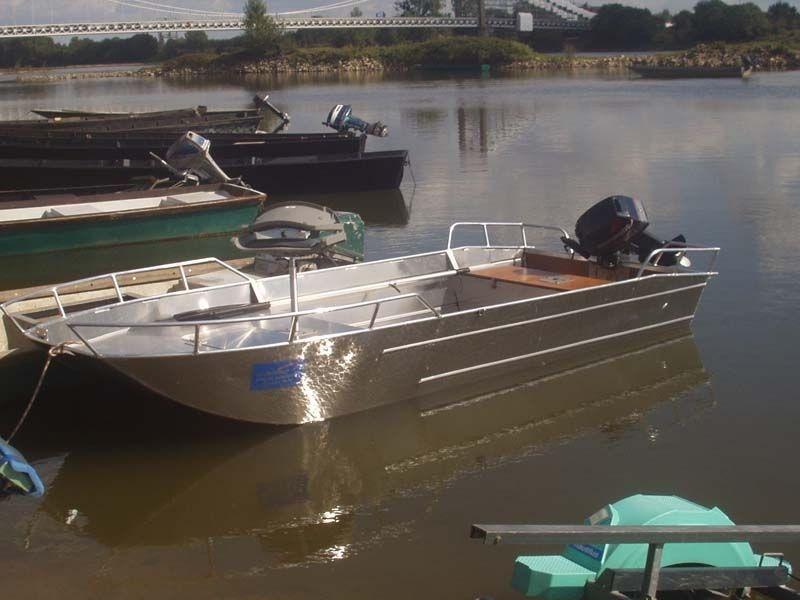 Barco pesca de alumínio (13)