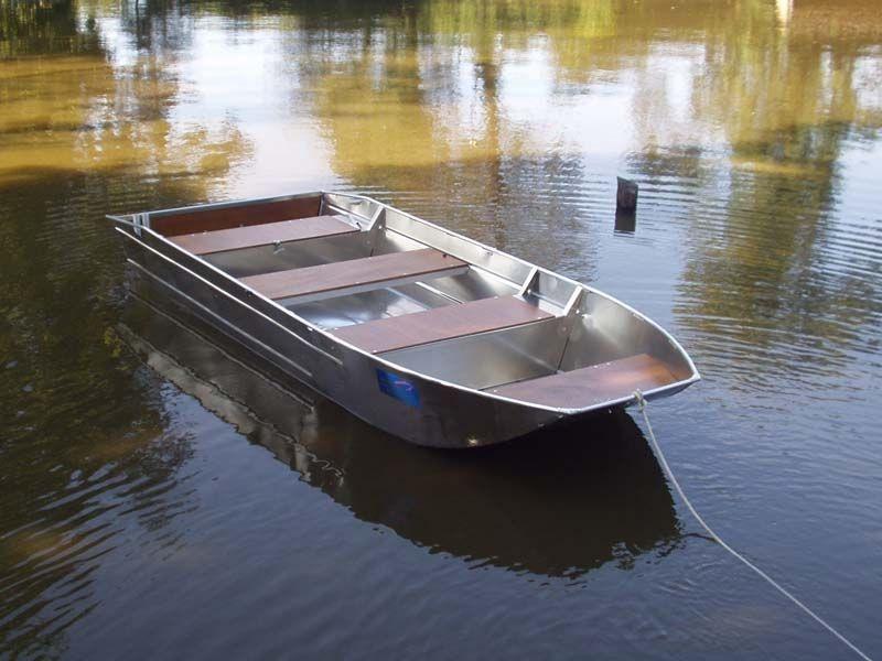 Barco pesca de alumínio (14)