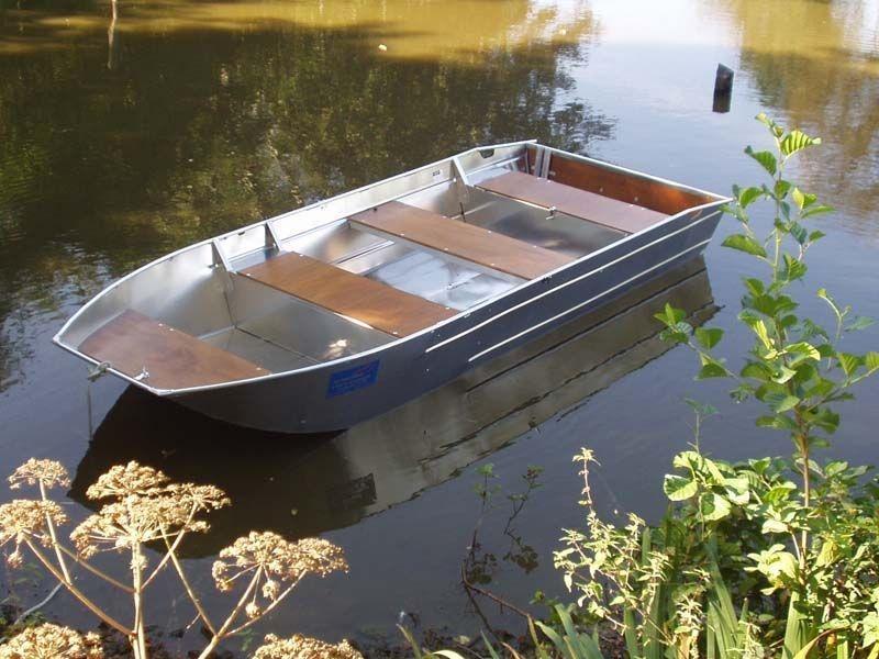 Barco pesca de alumínio (15)