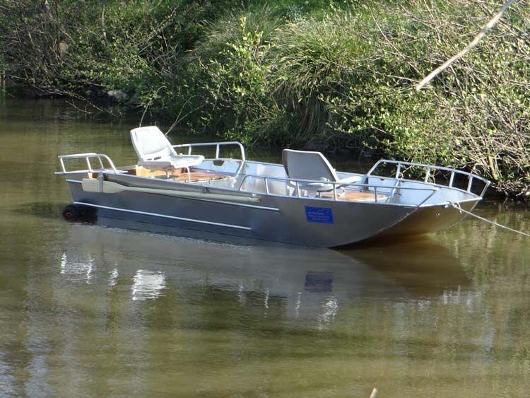 Barco pesca de alumínio (22)