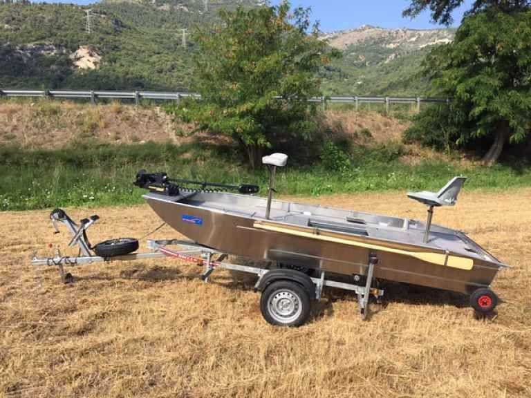 Barco pesca de alumínio (25)