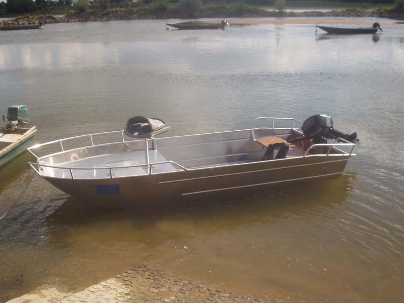 Barco pesca de alumínio (29)