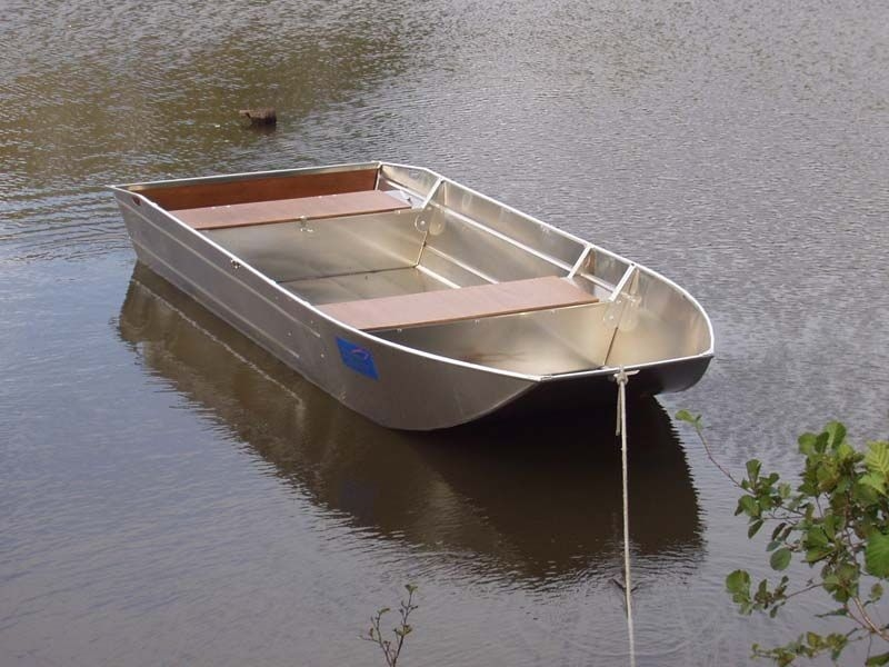 Barco pesca de alumínio (3)