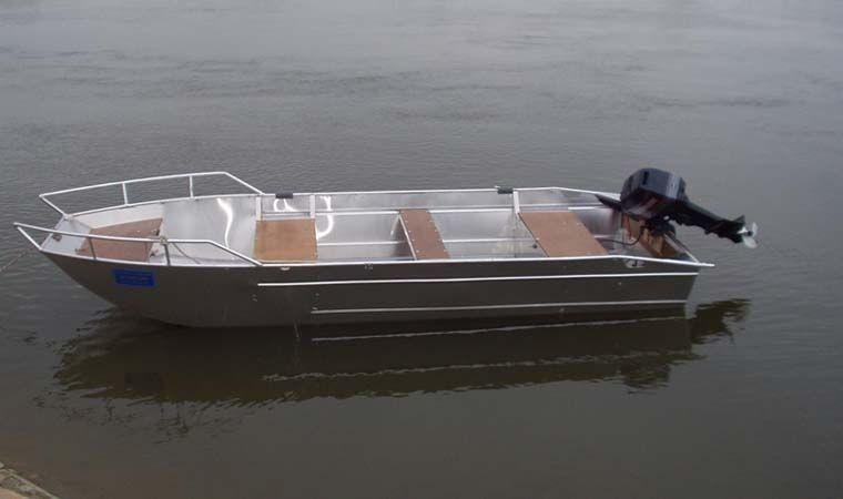 Barco pesca de alumínio (31)