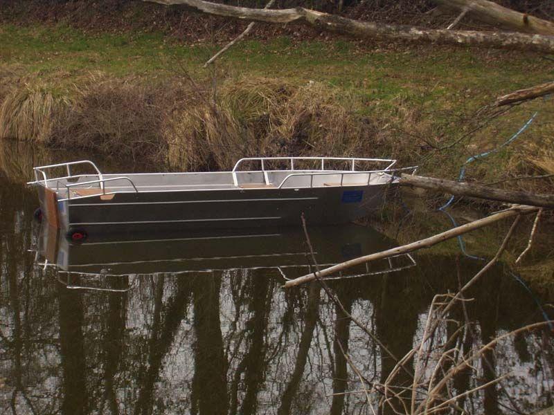 Barco pesca de alumínio (32)