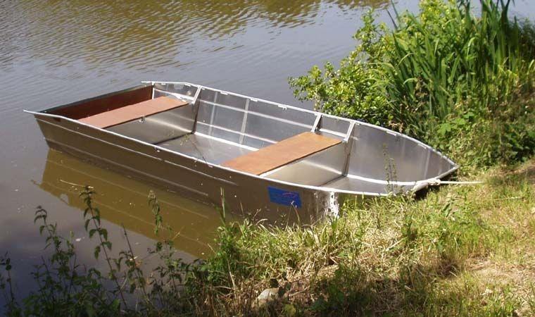 Barco pesca de alumínio (40)
