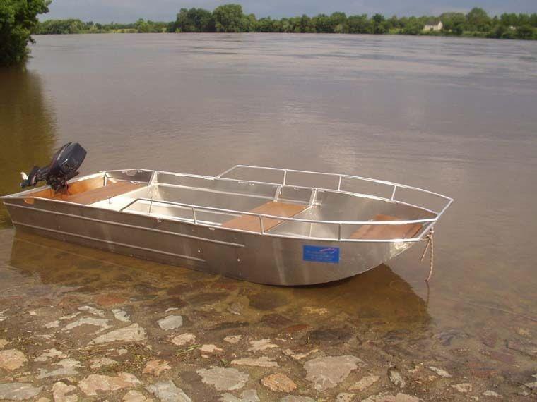 Barco pesca de alumínio (42)