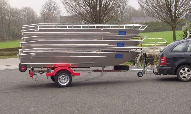 Barco pesca de alumínio (44)