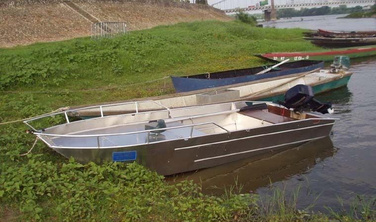 Barco pesca de alumínio (49)