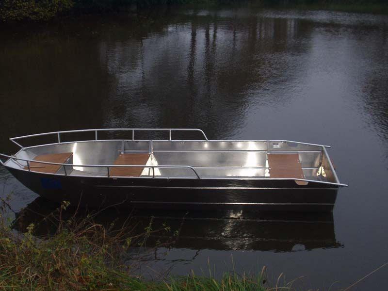 Barco pesca de alumínio (52)