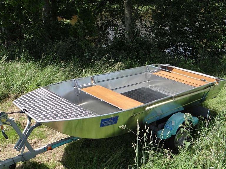 Barco pesca de alumínio (54)