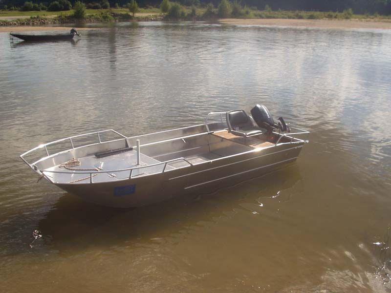 Barco pesca de alumínio (55)