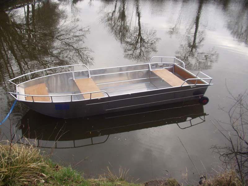 Barco pesca de alumínio (59)