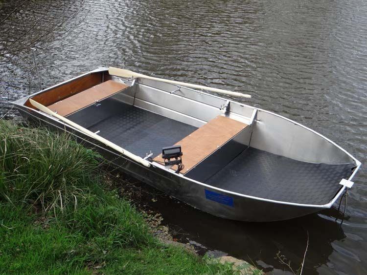 Barco pesca de alumínio (6)