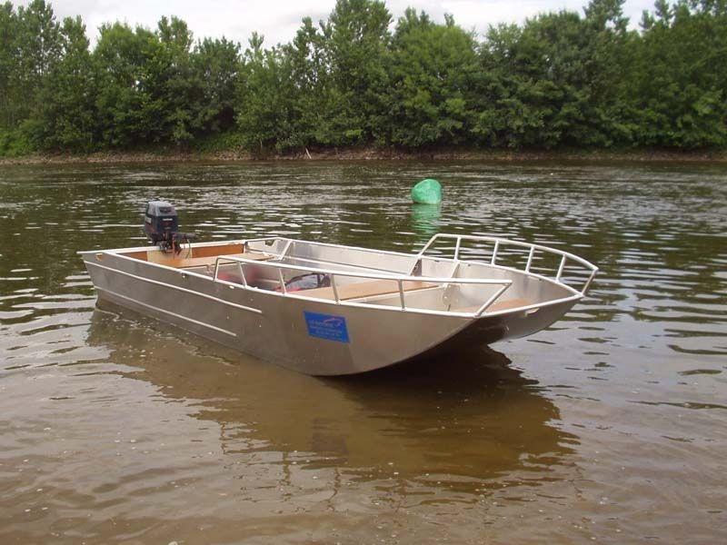 Barco pesca de alumínio (60)