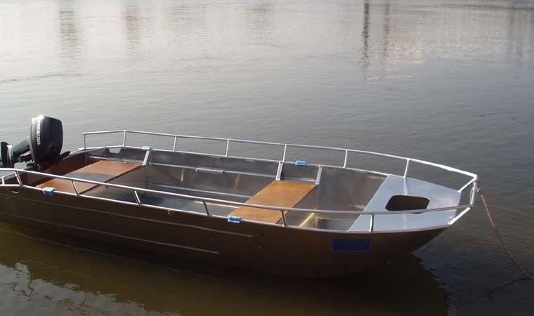 Barco pesca de alumínio (67)