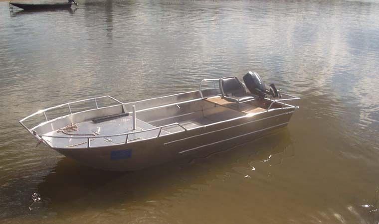 Barco pesca de alumínio (73)