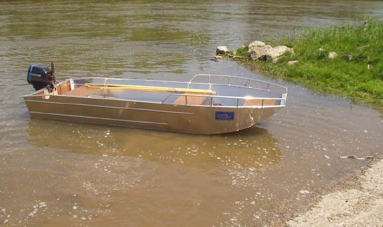 Barco pesca de alumínio (8)