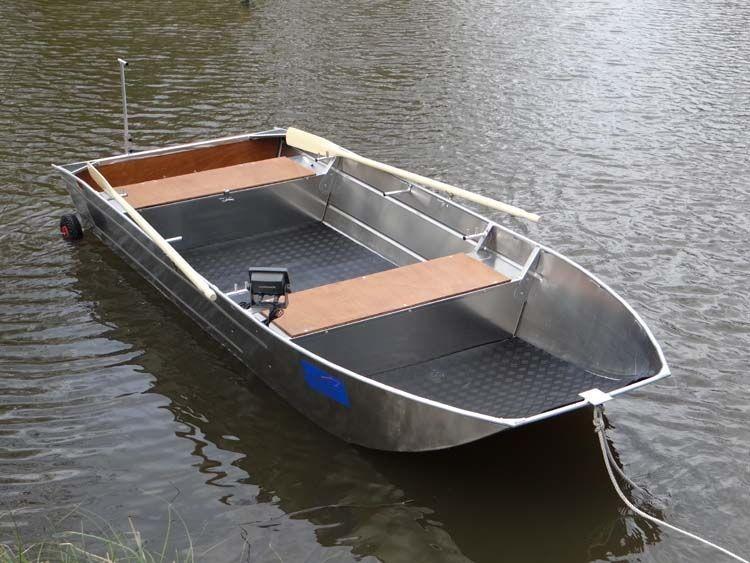 Barco pesca de alumínio (80)