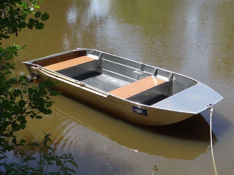 Barco pesca de alumínio (85)