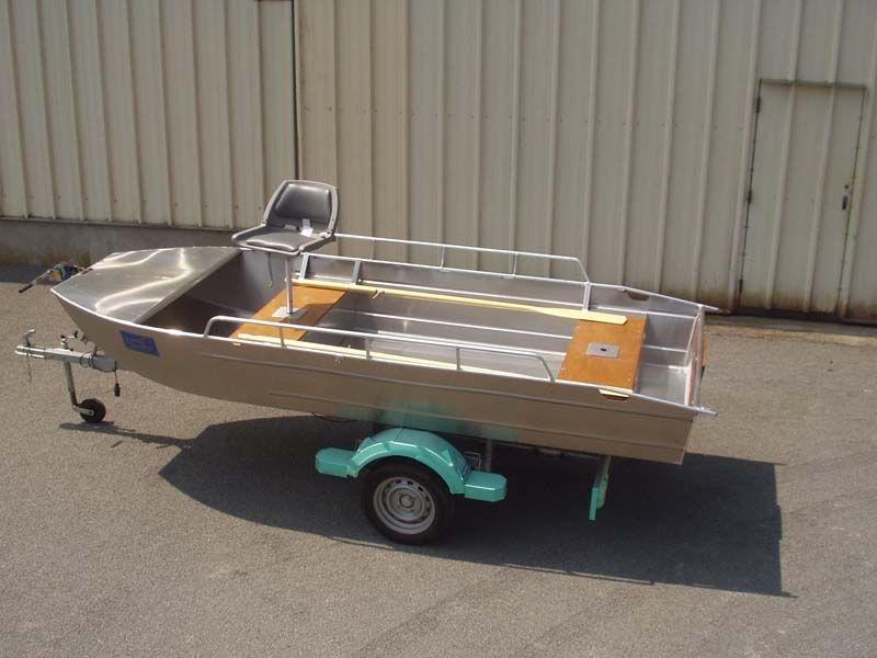Barco pesca de alumínio (9)
