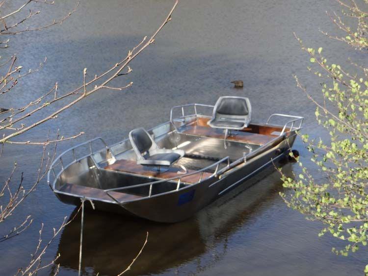 Barco pesca de alumínio (93)
