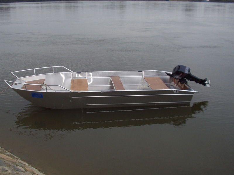 Barco pesca de alumínio (98)
