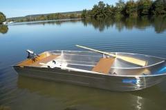 Barco pesca de alumínio (10)
