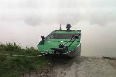 Barco pesca de alumínio (111)