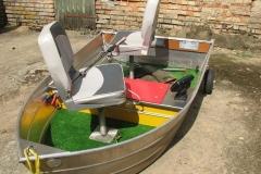 Barco pesca de alumínio (117)