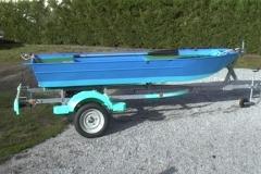 Barco pesca de alumínio (121)