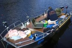 Barco pesca de alumínio (141)