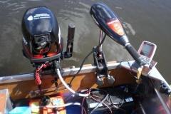 Barco pesca de alumínio (142)