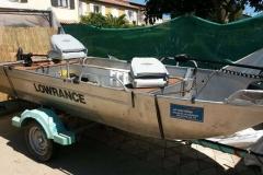 Barco pesca de alumínio (147)