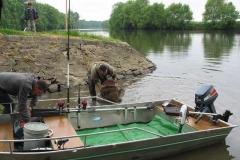 Barco pesca de alumínio (157)