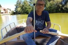 Barco pesca de alumínio (160)