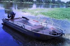 Barco pesca de alumínio (161)