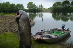 Barco pesca de alumínio (167)