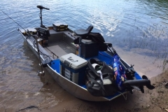 Barco pesca de alumínio (168)