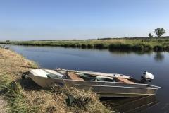Barco pesca de alumínio (23)