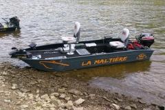 Barco pesca de alumínio (27)