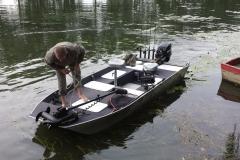 Barco pesca de alumínio (48)
