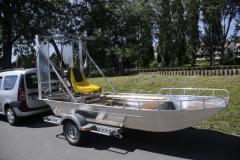Barco pesca de alumínio (5)