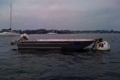 Barco pesca de alumínio (64)