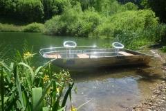 Barco pesca de alumínio (72)