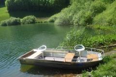 Barco pesca de alumínio (75)
